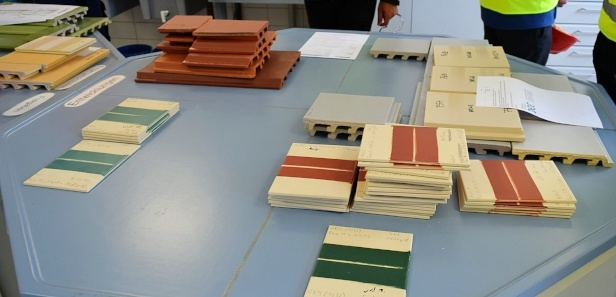 Terracotta Panels Rainscreen Facade System Commercial Cladding