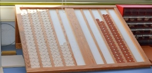 Terracotta Rainscreen Cladding Sample Wall Panel Facade