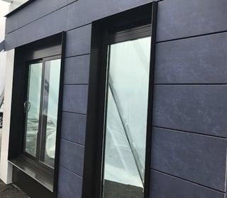 Terracotta rainscreen system cladding architectural Facade